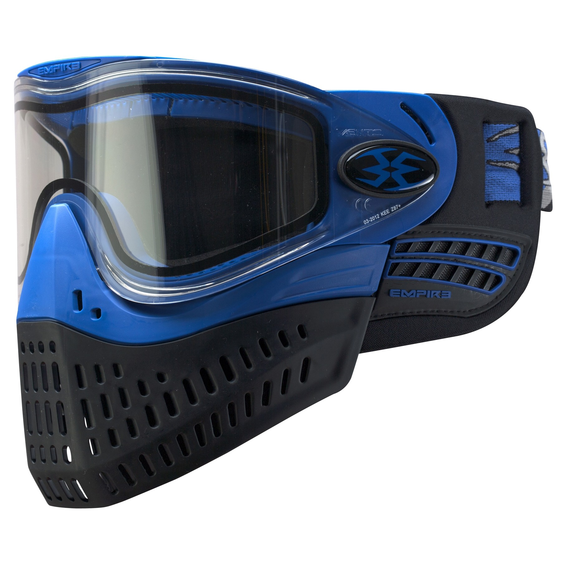 Empire e-Flex Goggle Blue